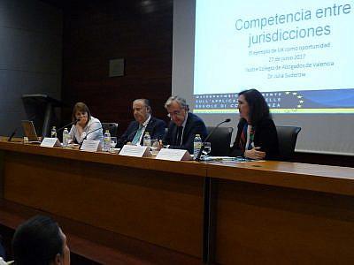 Conferencia RAVJL Colegio Valencia 3