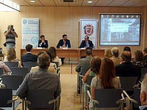 Inauguración del II Congreso de Derecho Turístico en Marbella 2