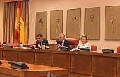 El vicesecretario de los Servicios Jurídicos de la Abogacía comparece en el Congreso para evitar las ocupaciones de viviendas