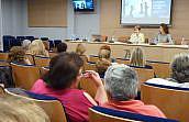 La sede de la Abogacía acoge un simposio internacional en defensa de los derechos de la infancia