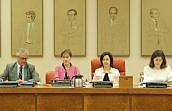 Victoria Ortega aporta al Congreso de los Diputados la visión de la Abogacía para diseñar una Justicia en nombre del interés común