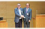 Unión Profesional galardonada con el Premio Ciudadanos Europeos 2017