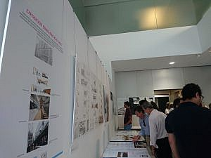 Exposicion Arquitectos Colegio de Alicante 1
