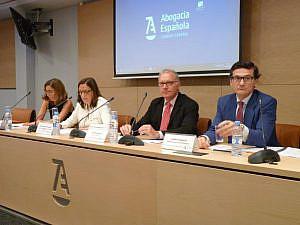 JORNADA PROTECCION DATOS Y ABOGACIA 1 MESA REDONDA