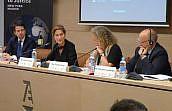 """Victoria Ortega, en el Encuentro sobre Acceso a la Justicia en la UE: """"La Justicia Gratuita es indispensable para el desarrollo sostenible"""""""