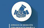 Victoria Ortega y Carlos Lesmes inauguran la I Jornada de Mediación del CGPJ y la Abogacía Española