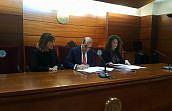 El Colegio de Abogados de A Coruña y Banco Santander firman un convenio de colaboración