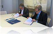 Unión Profesional y Nueva Mutua Sanitaria firman un convenio de colaboración