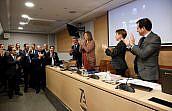 El Consejo General de la Abogacía condena por unanimidad la agresión a Sonia Gumpert, decana del Colegio de Abogados de Madrid