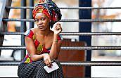 """Chika Oduah: """"Es necesaria la intervención de los poderes públicos para evitar que las nigerianas caigan en las redes de explotación sexual"""""""