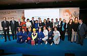 La Abogacía reafirma su compromiso y lucha por la igualdad en la entrega de los Premios Derechos Humanos 2017