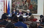 El ministro de Justicia clausura el ciclo 'Acceso Universal a la Justicia' en el que participa la Abogacía Española