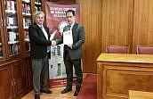 El Colegio de Salamanca y la Fiscalía Provincial firman el protocolo de actuación para los juicios de conformidad