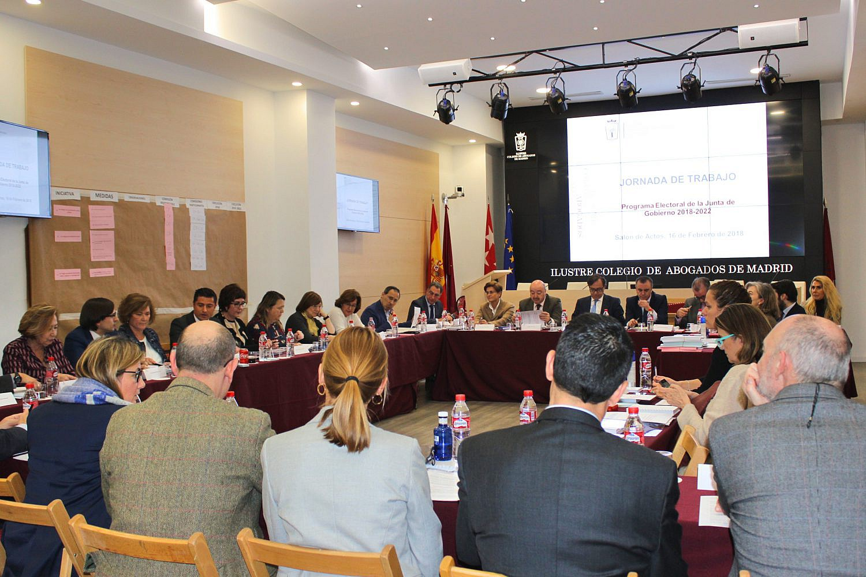 Puesta en marcha del programa electoral de la nueva junta - Colegio escolapias madrid ...