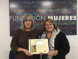 El Colegio de Badajoz destina al Fondo de Becas Soledad Cazorla la mitad del 0,7% de su presupuesto 2017