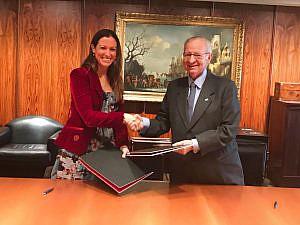 El Observatorio Mujer, Empresa y Economía y el ICAB firman un acuerdo para fomentar políticas de igualdad