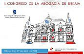 El Colegio de la Abogacía de Bizkaia organiza su II Congreso