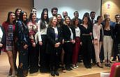 Graduación en el Colegio de Abogados de Jerez de los alumnos del V Máster en Abogacía