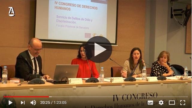 Mesa: Cómo (no) aplican los operadores jurídicos la perspectiva de género