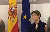 """Victoria Ortega, en los Encuentros en Madrid: """"Nada del mundo del Derecho es ajeno a la abogacía"""""""