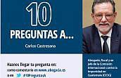 """Carlos Castresana: """"Es una tragedia para los guatemaltecos, cuyos derechos fundamentales quedan desprotegidos"""""""