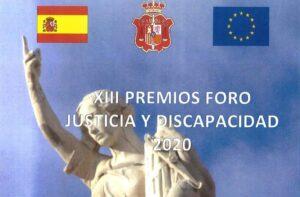 El jurista Óscar Moral, premio del Foro Justicia y Discapacidad por su lucha para eliminar barreras